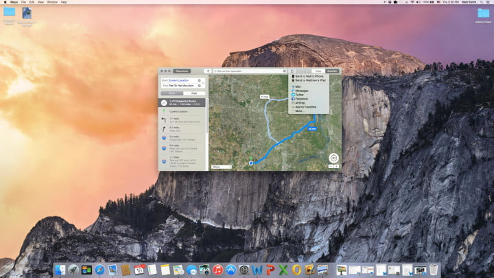 apple os x yosemite review continuity
