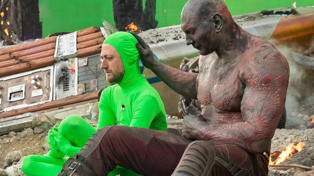 How Groot and Rocket Were Made in 'Guardians of the Galaxy ... Guardians Of The Galaxy Thanos Actor