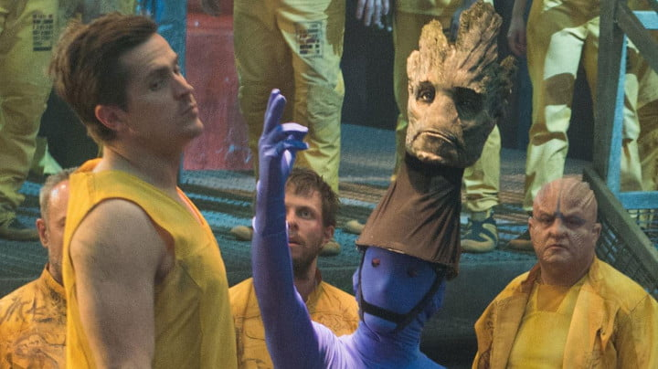 how groot and rocket were made in guardians of the galaxy oscar effects