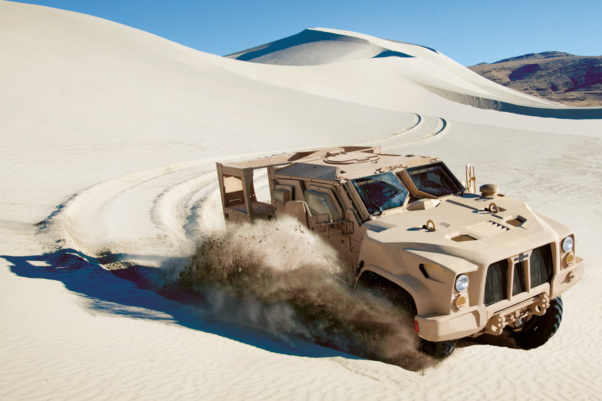 top tech stories of the week  oshkosh l atv