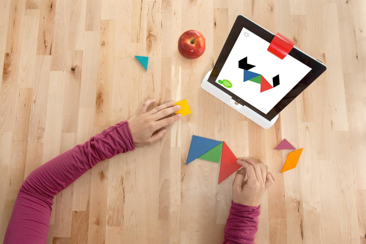 tangible plays osmo connects real kids toys ipad