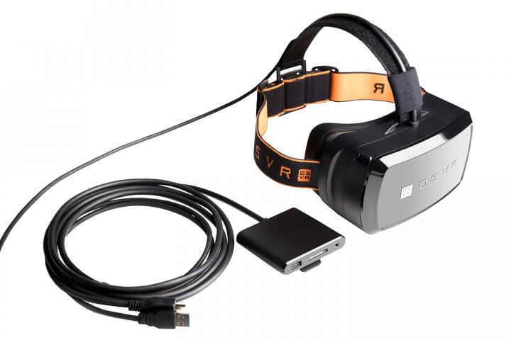osvr hacker dev kit hands on