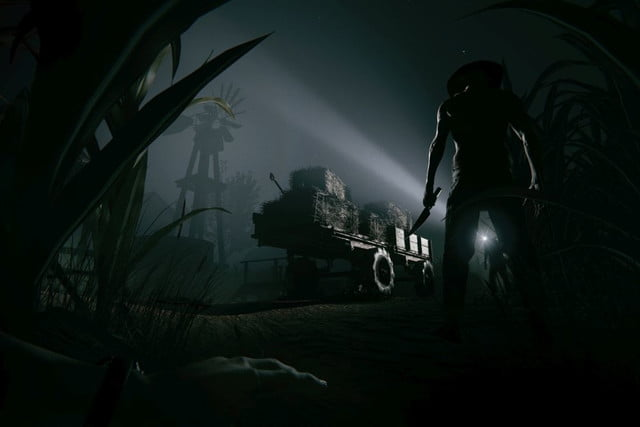 outlast  debuts april dated