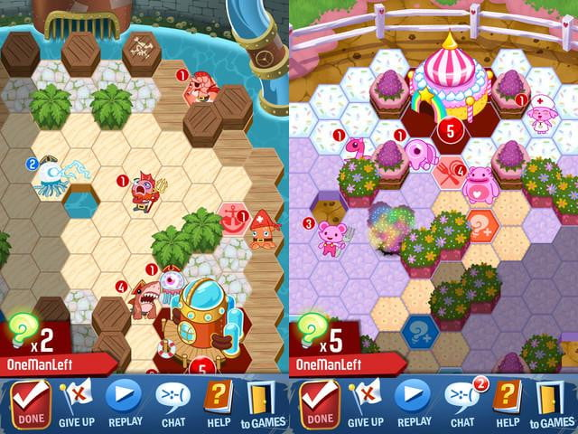 Best iPhone Games: Outwitters