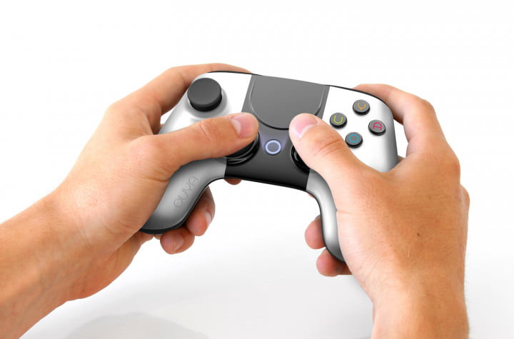 ouya sold itself very well but the real test begins this month controller