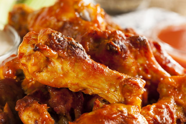 Oven-roasted-wings