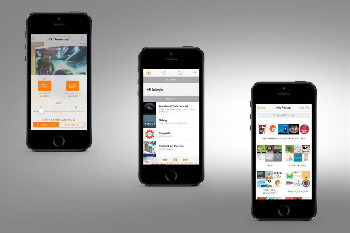 overcast new podcast app instapaper creator for iphone