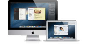Mac OS X 10.8 Mountain Lion overview