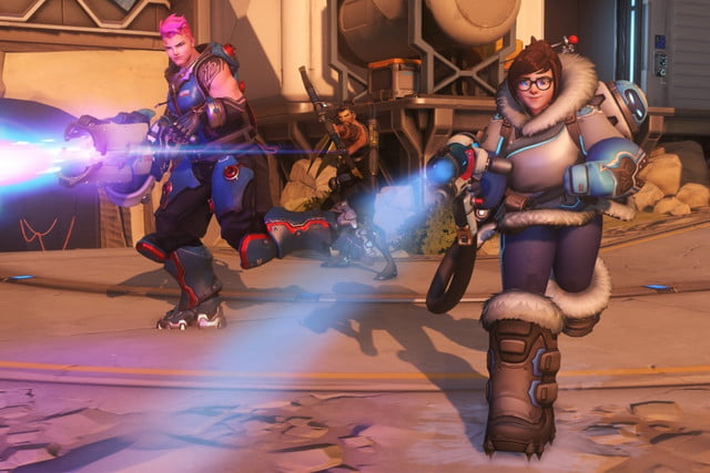 overwatch playerbase hits  million quarterly report m