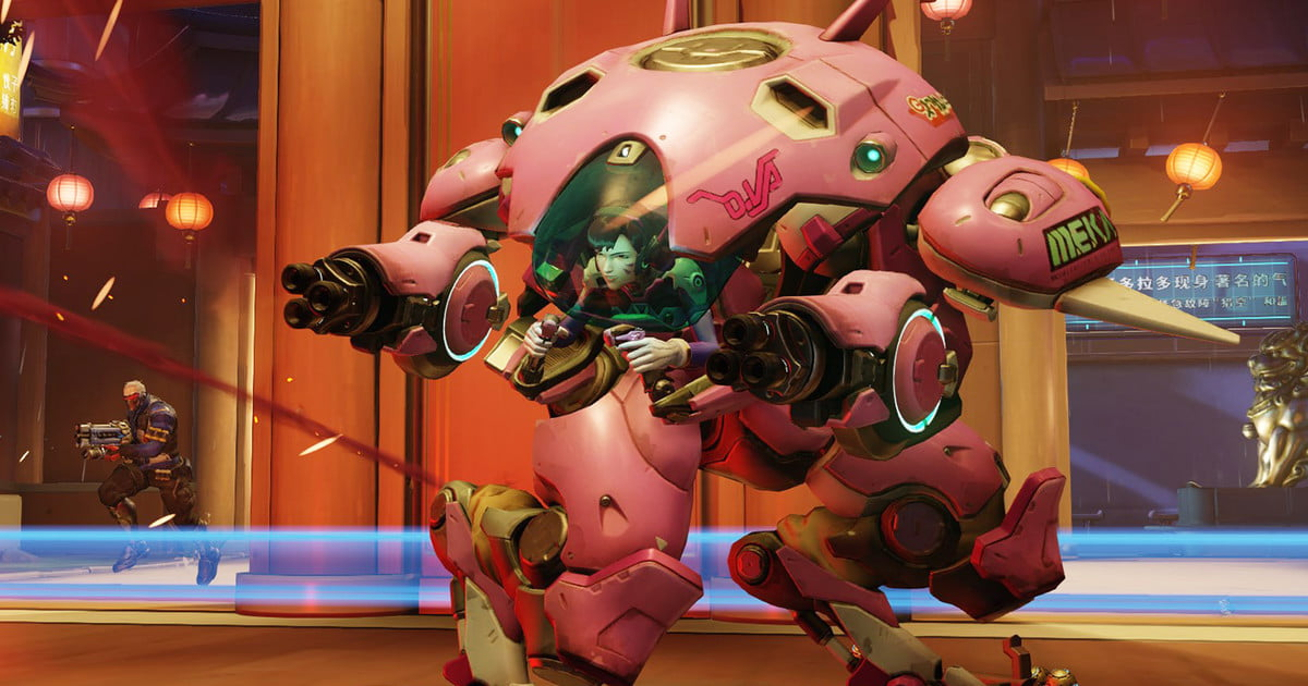 a review of overwatch a multiplaying objective based shooter video game Overwatch pc review have strengths and weaknesses at different ranges based on their all of that means that overwatch is a game destined to be played in.
