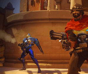 How to conquer the world of Blizzard's Overwatch, evenon awimpy gaming PC