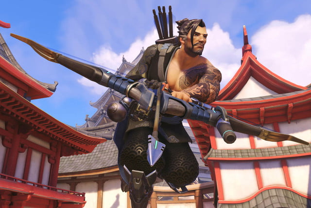 overwatch competitive play pc overwatchhanzo