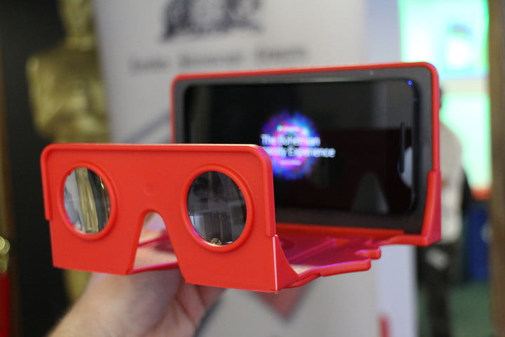 brian may owl stereoscope vr viewer hands on