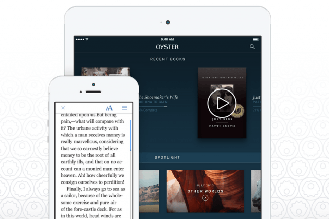 oyster books app netflix for ebooks ipad iphone