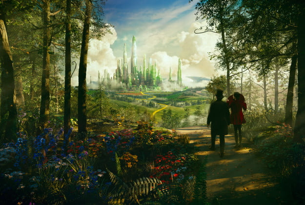 oz the great and powerful movie-2013