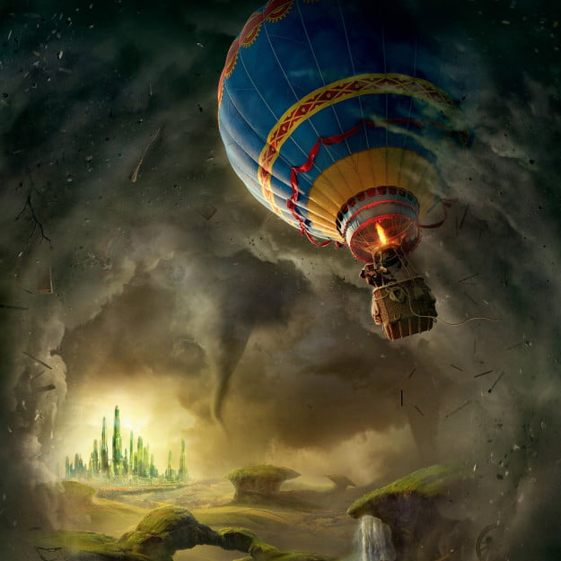 oz the great and powerful movie
