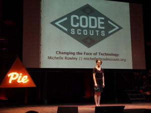 PIE code scouts