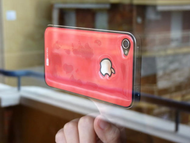 Resin iPhone Sticky Guard