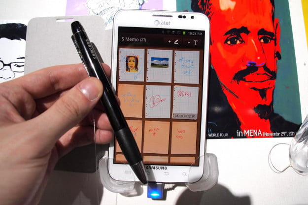 galaxy note ces