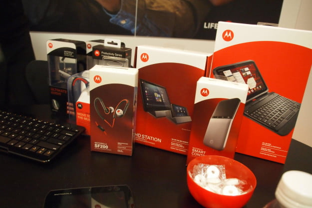 Motorola Droid 4 accessories