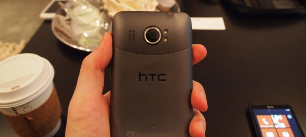 HTC Titan II camera