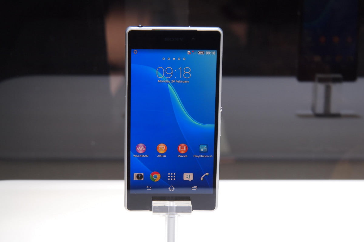 xperia z  could be faced with long delays sony