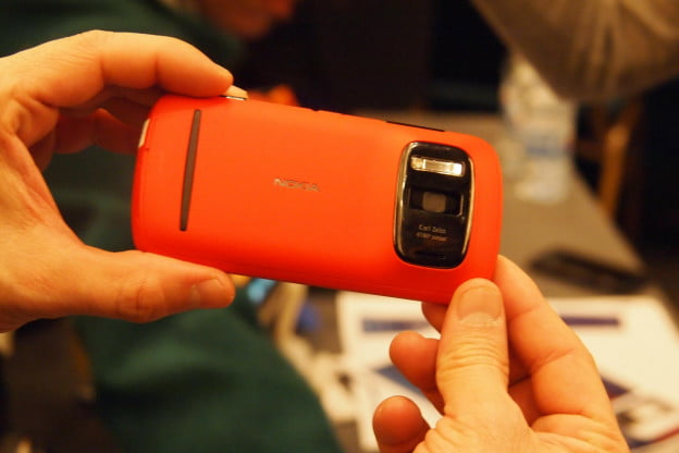 nokia pureview 808 41 megapixel camera phone