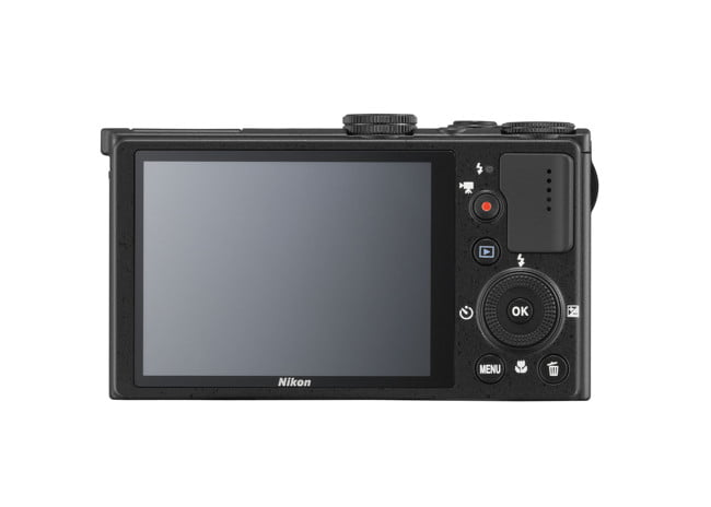 nikon coolpix march  announcements p bk back high