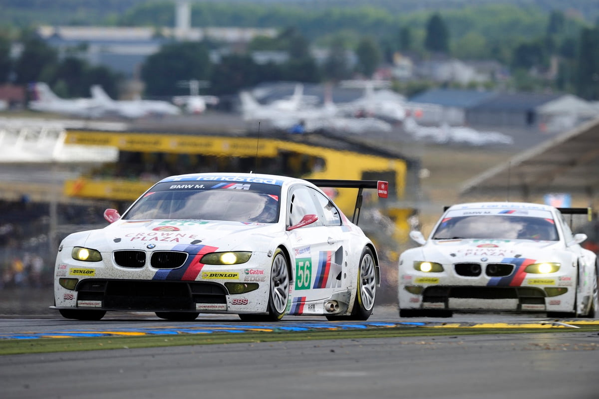 bmw will return to le mans in  at the hours of
