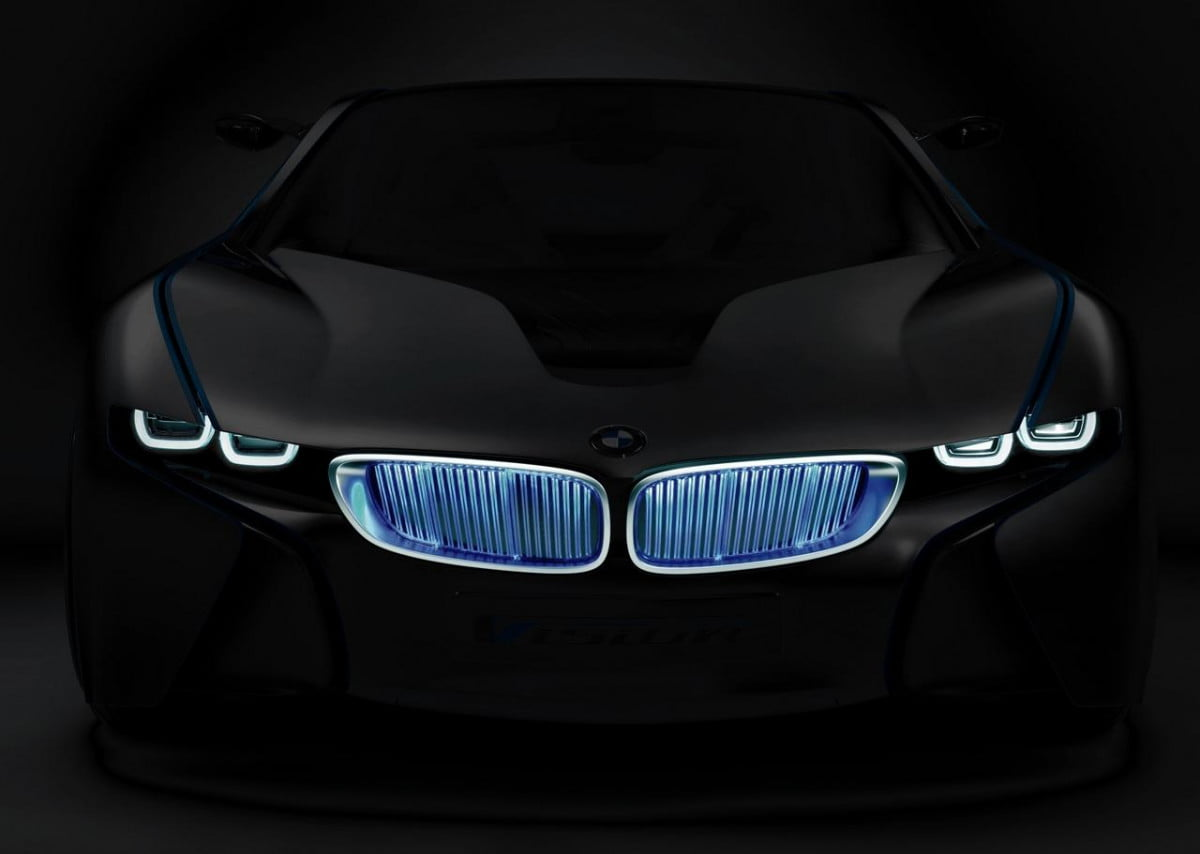 bmw i  means business three cylinder never sounded sweet p highres