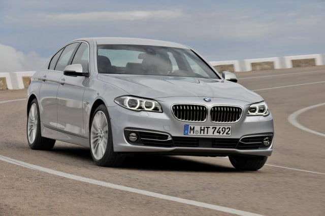 bmw series may get new platform more expressive styling