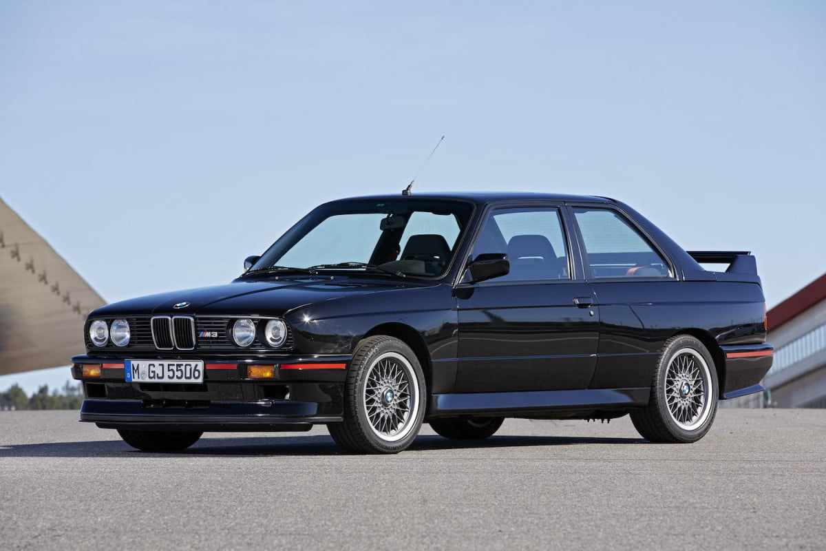 bmws next m car to take cues from the classic e  bmw sport evolution