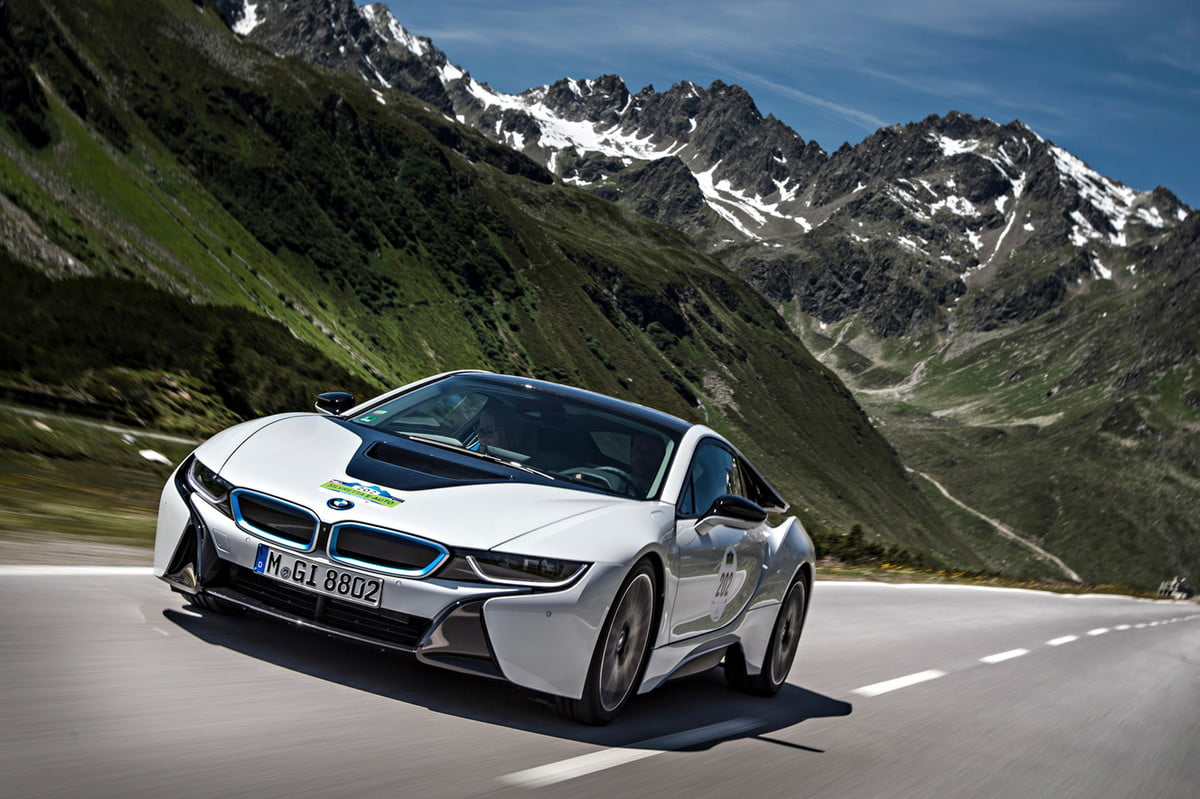 next bmw i  could have hp inext all eletric