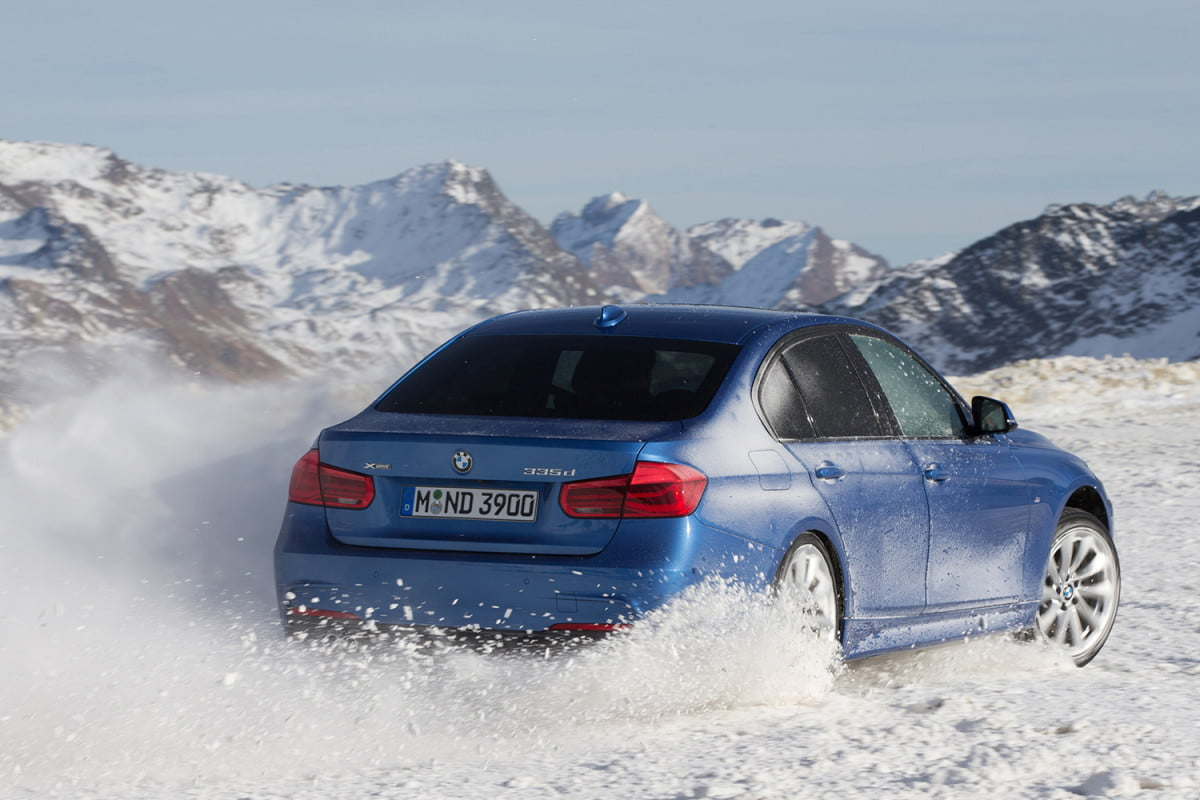 fwd rwd awd learn the performance differences p  highres bmw d xdrive