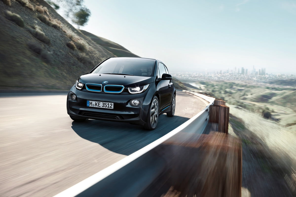 bmw will install electric car charging stations at national parks digital trends. Black Bedroom Furniture Sets. Home Design Ideas
