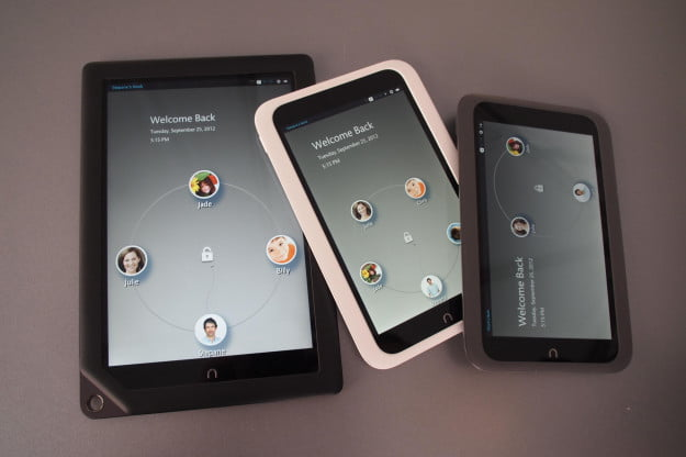 Nook HD+ and HD Nook profiles