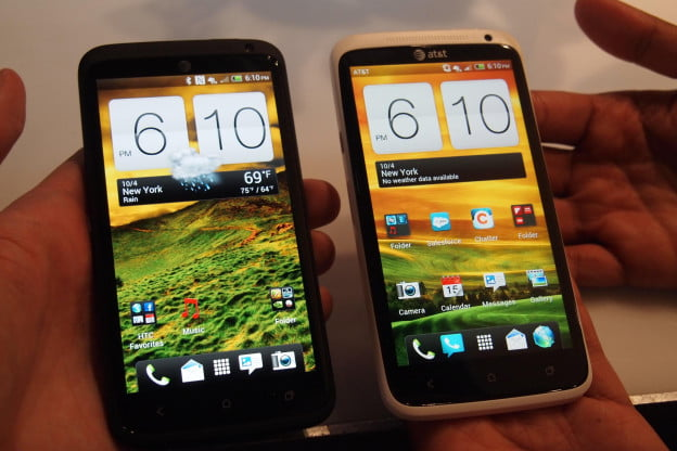 HTC One X+ - and HTC One X