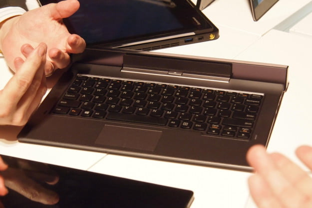 Lenovo IdeaTab Lynx keyboard dock