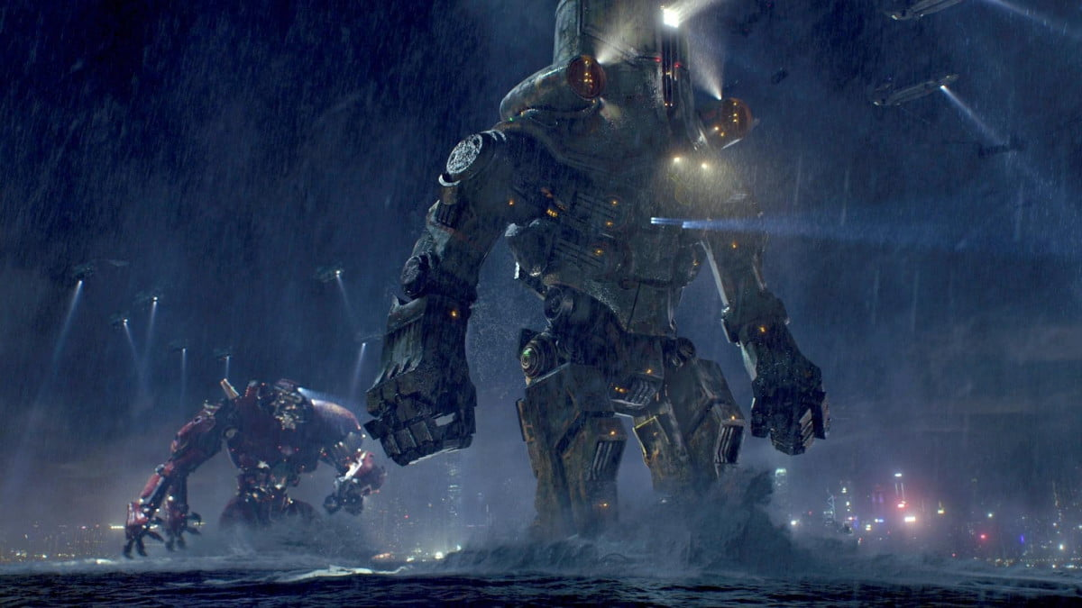 guillermo del toro makes official pacific rim  coming theaters
