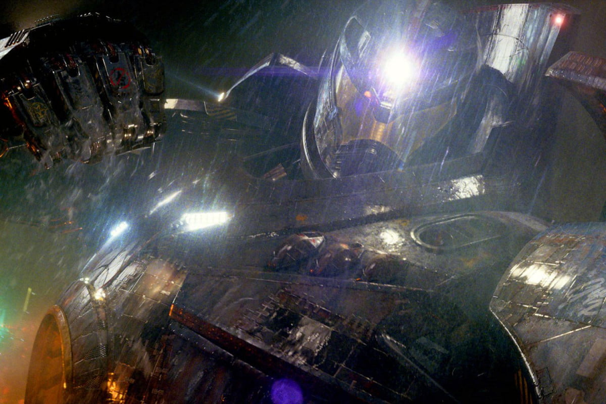 pacific rim  director movie review