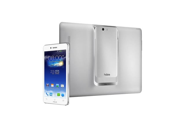 asus announces new padfone infinity  white