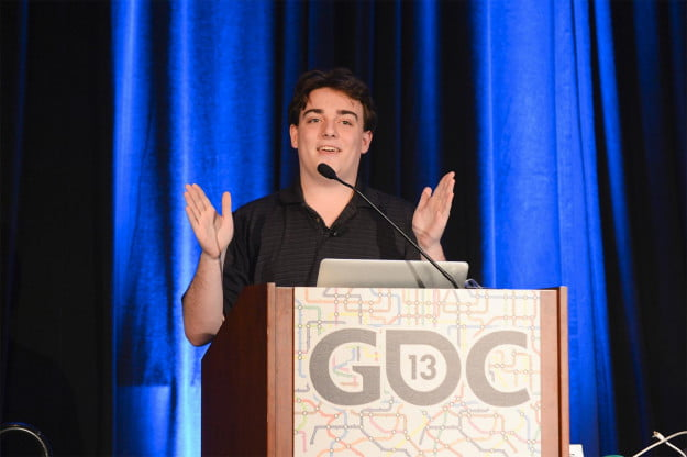 Oculus VR Inc. co-founder Palmer Luckey