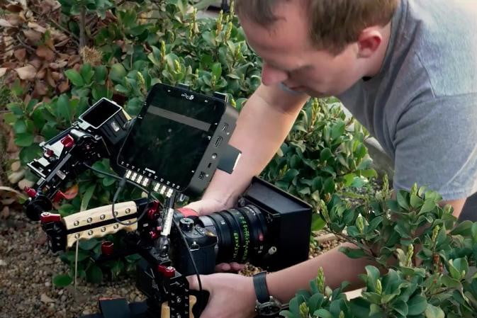 short film shows off ultra high def capabilities of panasonic  k cameras forever young bts