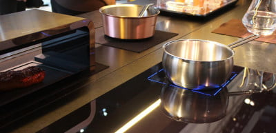 Panasonic Concept Kitchen Stove