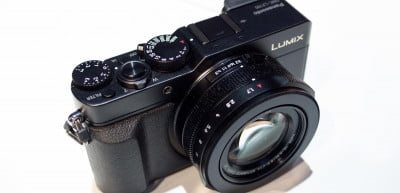 The Panasonic LX100 is a very serious compact camera.