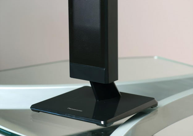Panasonic SC HTB350 Review Home Theater System Speaker Stand home audio