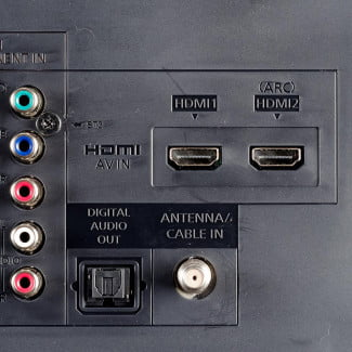 Panasonic-TC-L39-review-back-ports