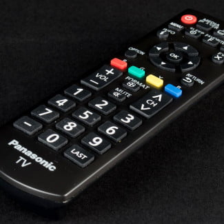 Panasonic-TC-L39-review-remote-control