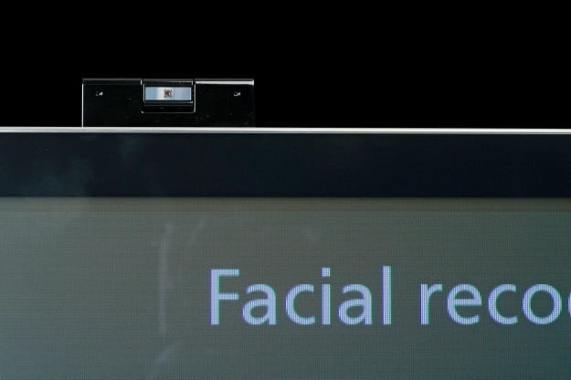Panasonic TC P55vt60 review facial recognition camera