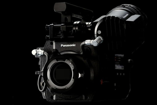 panasonic debut new professional camcorder handles  k raw fps varicam